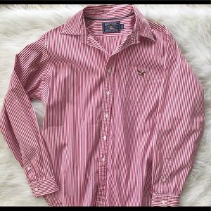 American Living Long sleeve button up shirt